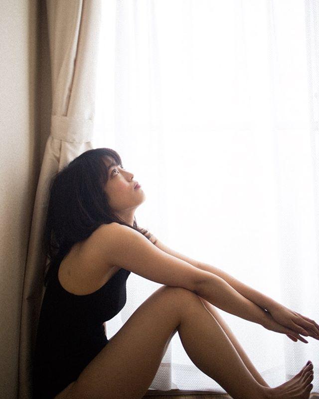 待つよりも、きっと、自分で掴みにいった方がはやいよね。・model @hrk_bmih photo @9noah5 #charmingjournal#lingerie #バスト大きめさんの味方